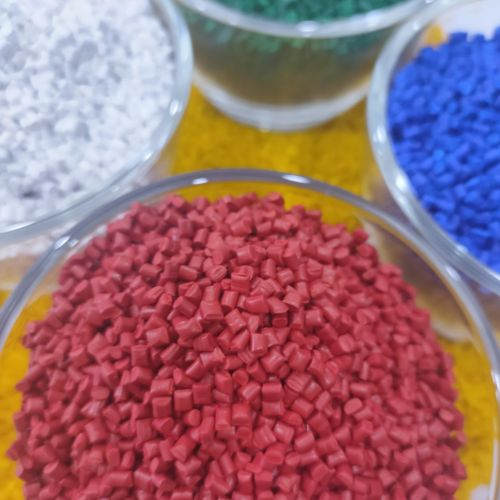 Color masterbatch  - Plastic color additives